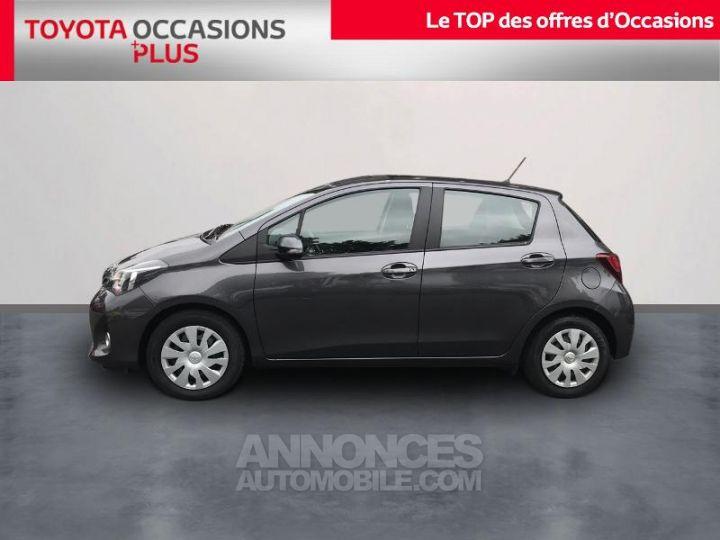 Toyota YARIS 69 VVT-i France 5p GRIS ATLAS Occasion - 3