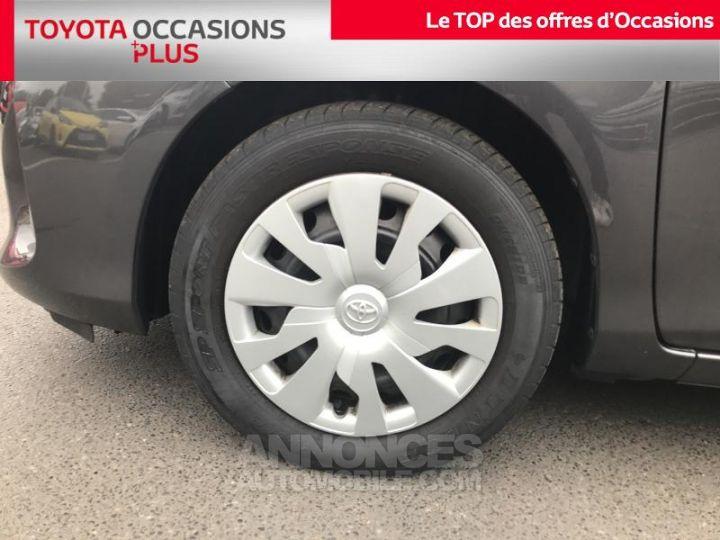 Toyota YARIS 69 VVT-i France 5p GRIS ATLAS Occasion - 4