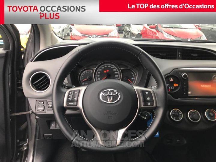 Toyota YARIS 69 VVT-i France 5p GRIS ATLAS Occasion - 6