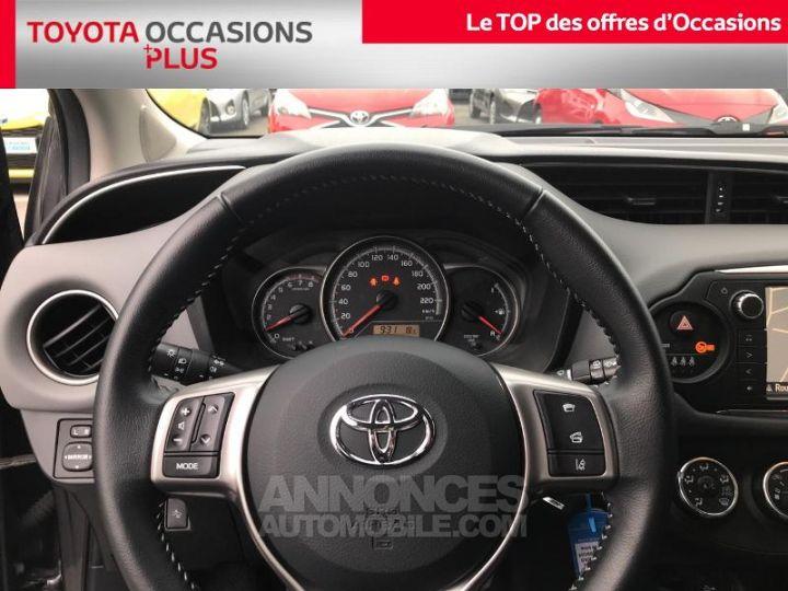 Toyota YARIS 69 VVT-i France 5p GRIS ATLAS Occasion - 8