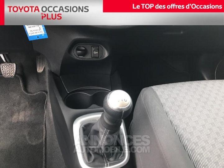 Toyota YARIS 69 VVT-i France 5p GRIS ATLAS Occasion - 9