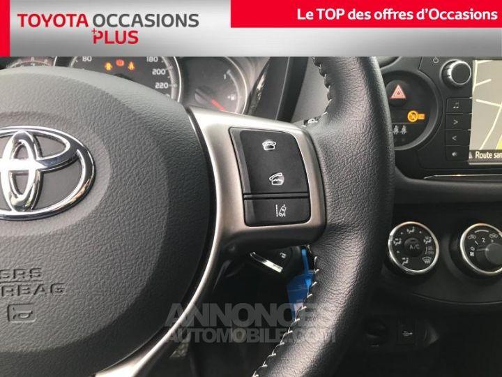 Toyota YARIS 69 VVT-i France 5p GRIS ATLAS Occasion - 10