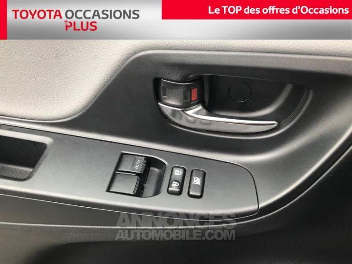 Toyota YARIS 69 VVT-i France 5p GRIS ATLAS Occasion - 12
