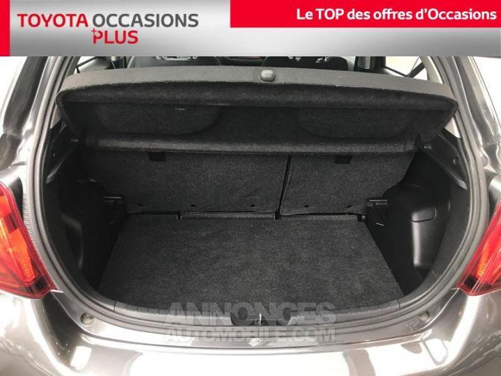 Toyota YARIS 69 VVT-i France 5p GRIS ATLAS Occasion - 15