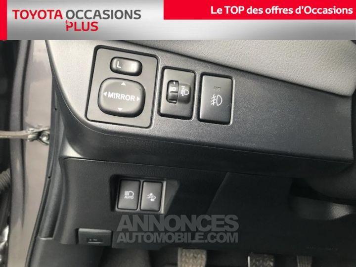Toyota YARIS 69 VVT-i France 5p GRIS ATLAS Occasion - 17