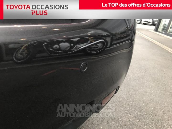 Toyota YARIS 69 VVT-i France 5p GRIS ATLAS Occasion - 18