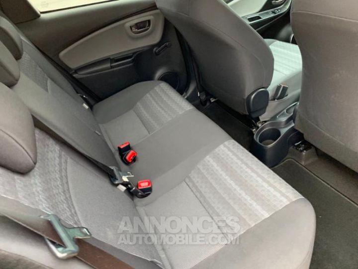 Toyota YARIS 69 VVT-i TechnoLine 5p ROUGE Occasion - 6