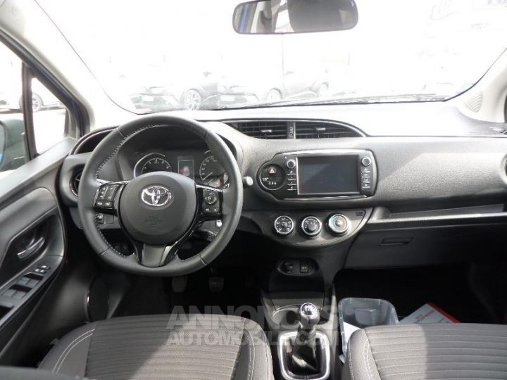 Toyota YARIS 70 VVT-i Design 5p RC18 BI TON BLEU Occasion - 5