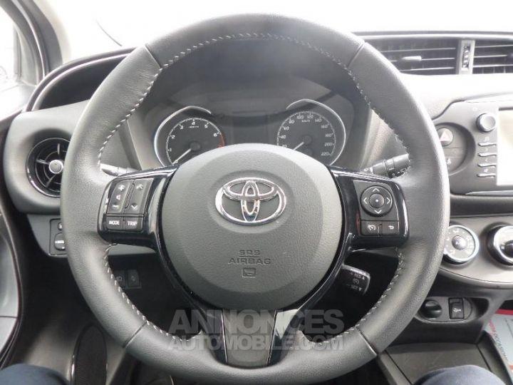 Toyota YARIS 70 VVT-i Dynamic 5p RC18 BLANC Occasion - 9