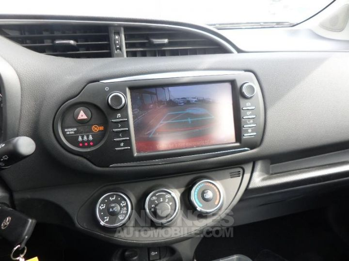 Toyota YARIS 70 VVT-i Dynamic 5p RC18 ROUGE CHILIEN Occasion - 16