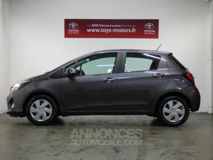 Toyota YARIS 90 D-4D Business 5p GRIS ATLAS Occasion - 2