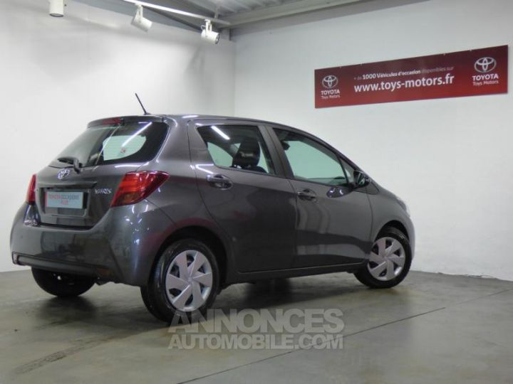 Toyota YARIS 90 D-4D Business 5p GRIS ATLAS Occasion - 3