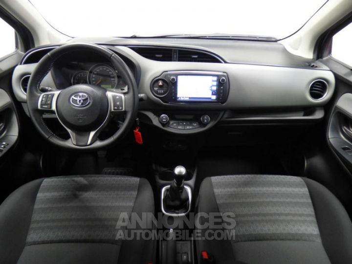 Toyota YARIS 90 D-4D Business 5p GRIS ATLAS Occasion - 4