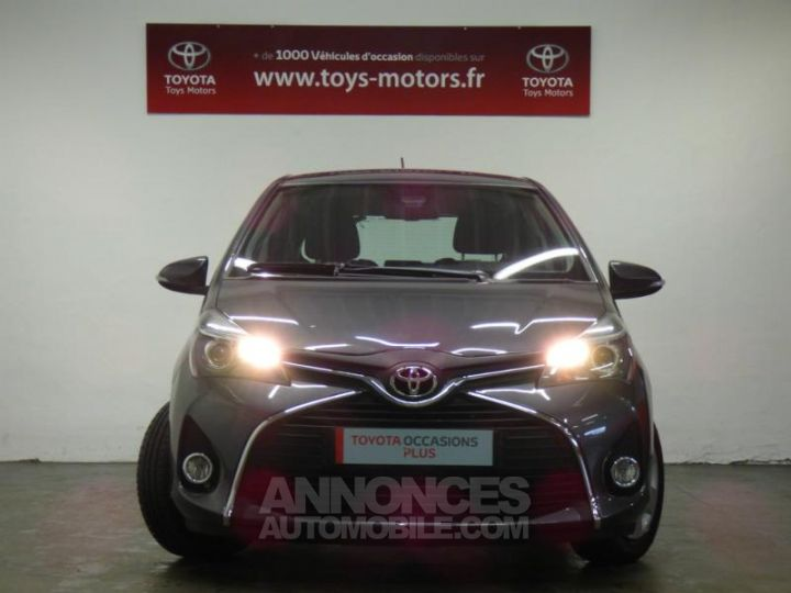 Toyota YARIS 90 D-4D Business 5p GRIS ATLAS Occasion - 11