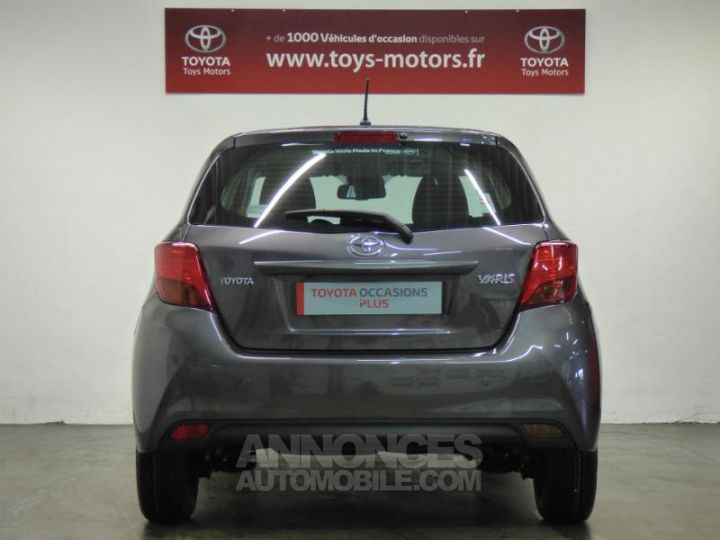 Toyota YARIS 90 D-4D Business 5p GRIS ATLAS Occasion - 12