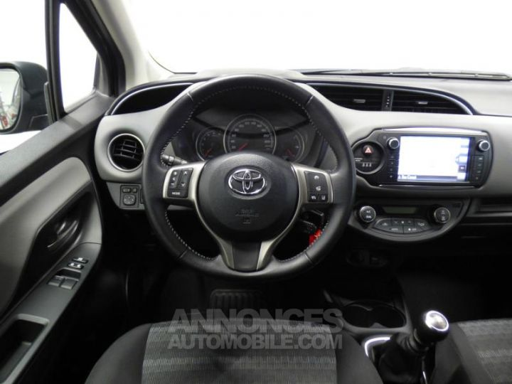 Toyota YARIS 90 D-4D Business 5p GRIS ATLAS Occasion - 17