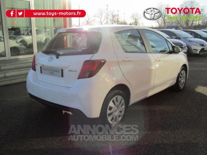 Toyota YARIS 90 D-4D Business 5p BLANC Occasion - 2