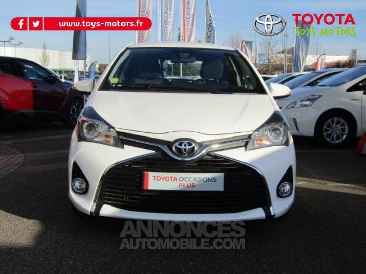Toyota YARIS 90 D-4D Business 5p BLANC Occasion - 11