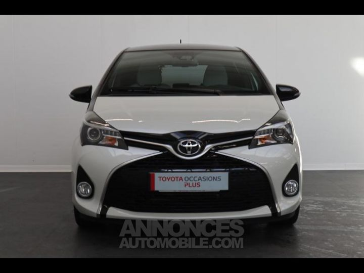 Toyota YARIS 90 D-4D Collection 5p BLANC NACRE Occasion - 15