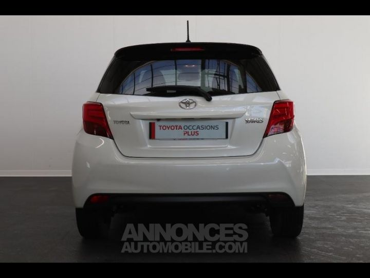 Toyota YARIS 90 D-4D Collection 5p BLANC NACRE Occasion - 16