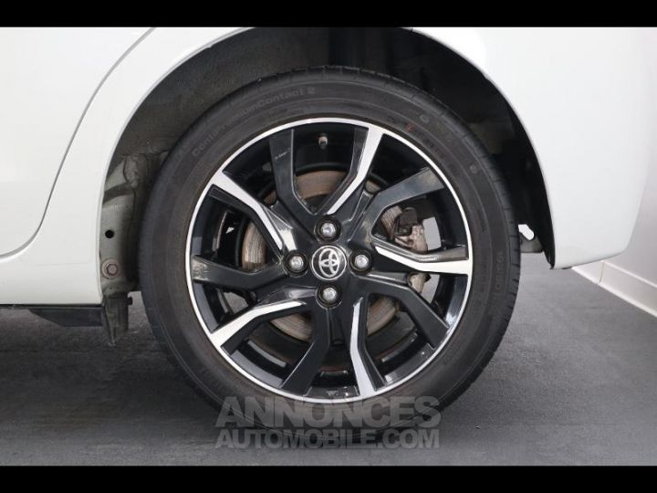 Toyota YARIS 90 D-4D Collection 5p BLANC NACRE Occasion - 17