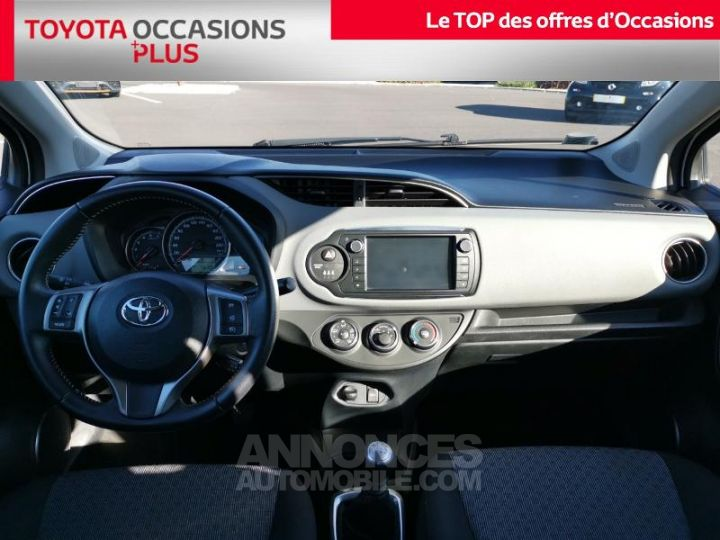 Toyota YARIS 90 D-4D France 5p BLANC PUR Occasion - 5