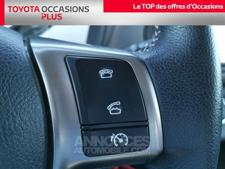 Toyota YARIS 90 D-4D France 5p BLANC PUR Occasion - 10
