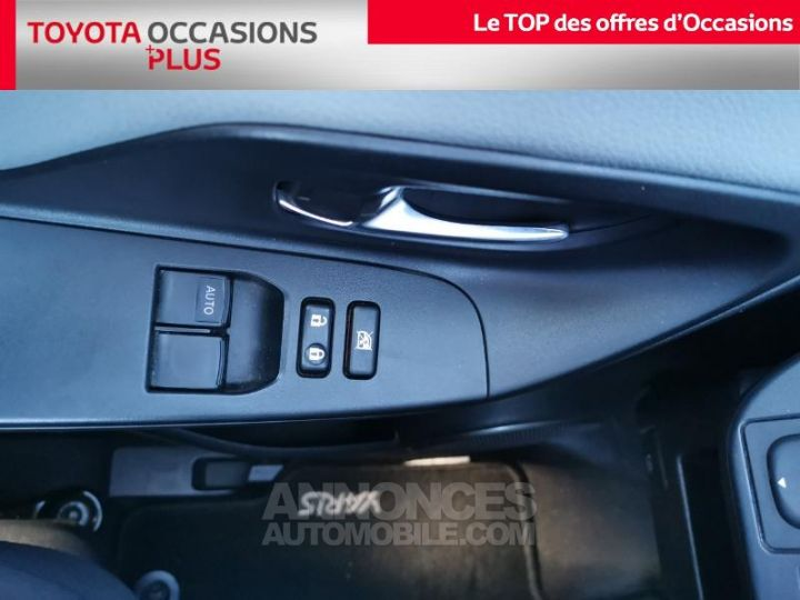 Toyota YARIS 90 D-4D France 5p BLANC PUR Occasion - 12