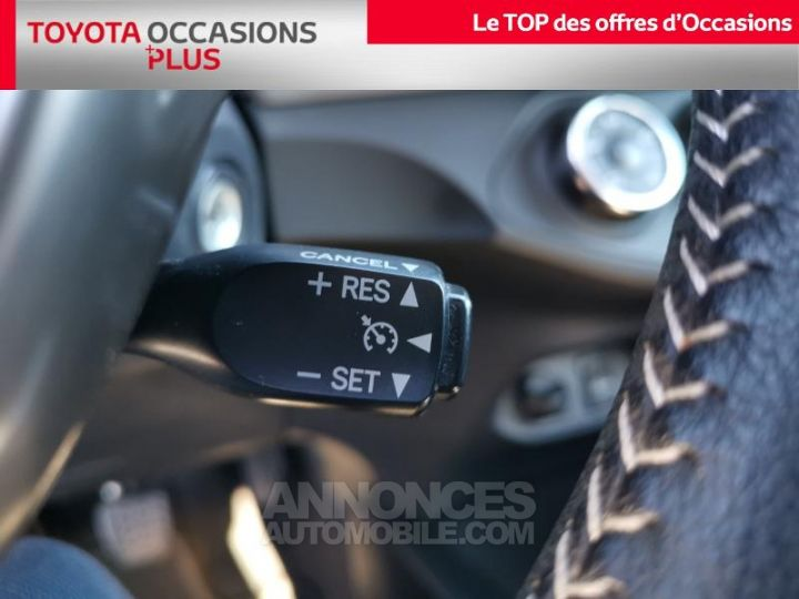 Toyota YARIS 90 D-4D France 5p BLANC PUR Occasion - 16