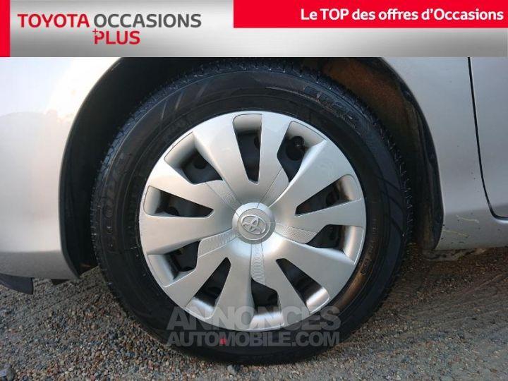 Toyota YARIS 90 D-4D France 5p GRIS ALUMINUM Occasion - 4