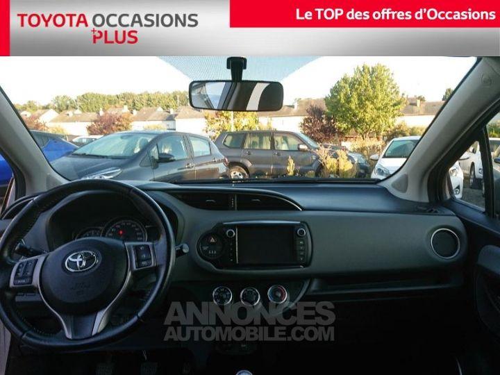 Toyota YARIS 90 D-4D France 5p GRIS ALUMINUM Occasion - 5