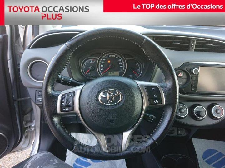 Toyota YARIS 90 D-4D France 5p GRIS ALUMINUM Occasion - 6