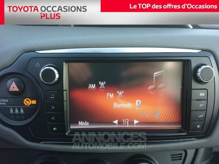 Toyota YARIS 90 D-4D France 5p GRIS ALUMINUM Occasion - 7
