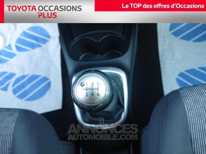 Toyota YARIS 90 D-4D France 5p GRIS ALUMINUM Occasion - 9