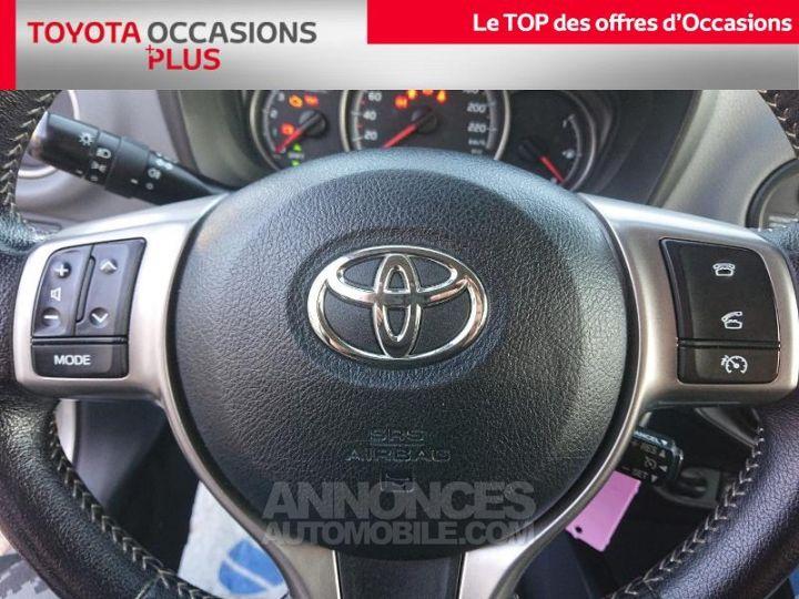 Toyota YARIS 90 D-4D France 5p GRIS ALUMINUM Occasion - 10