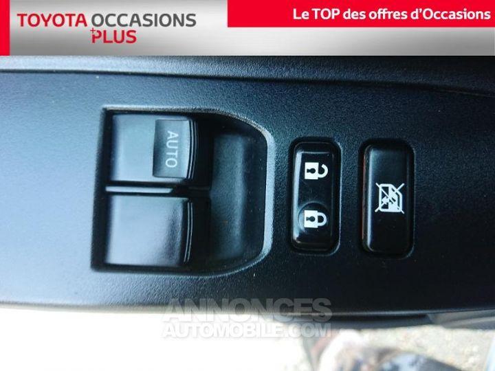 Toyota YARIS 90 D-4D France 5p GRIS ALUMINUM Occasion - 12