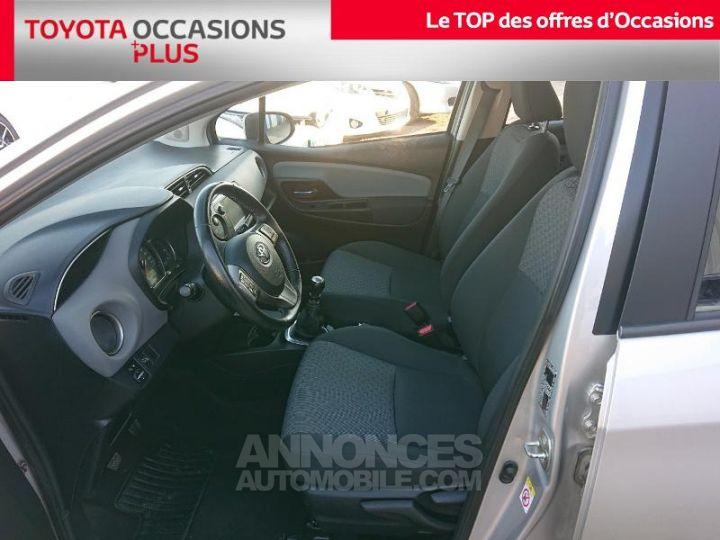 Toyota YARIS 90 D-4D France 5p GRIS ALUMINUM Occasion - 13
