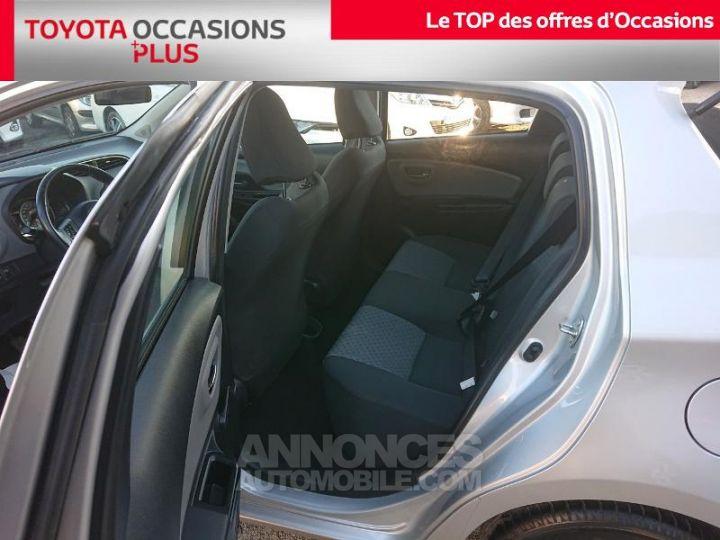 Toyota YARIS 90 D-4D France 5p GRIS ALUMINUM Occasion - 14