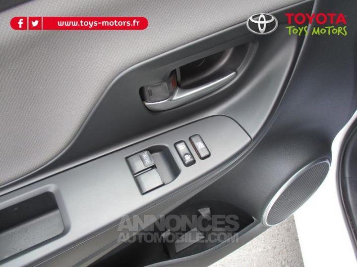 Toyota YARIS HSD 100h Attitude 5p BLANC Occasion - 11
