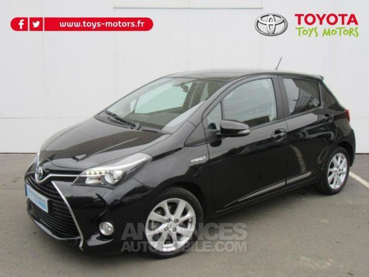 Toyota YARIS HSD 100h Attitude 5p NOIR Occasion - 1