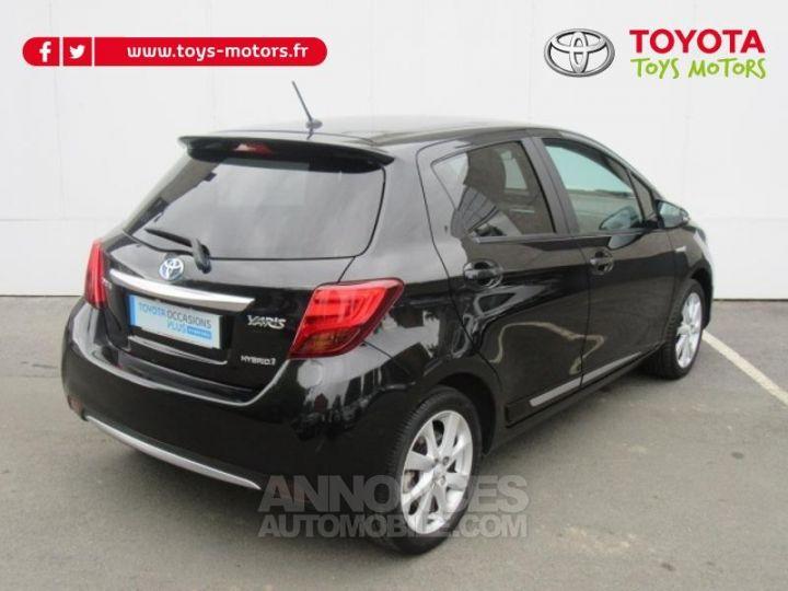 Toyota YARIS HSD 100h Attitude 5p NOIR Occasion - 4