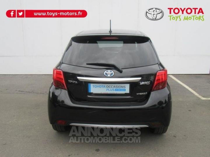 Toyota YARIS HSD 100h Attitude 5p NOIR Occasion - 5