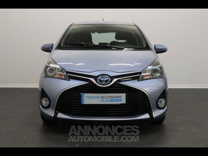 Toyota YARIS HSD 100h Dynamic 5p BLEU GLACIER Occasion - 6