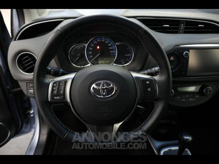 Toyota YARIS HSD 100h Dynamic 5p BLEU GLACIER Occasion - 9