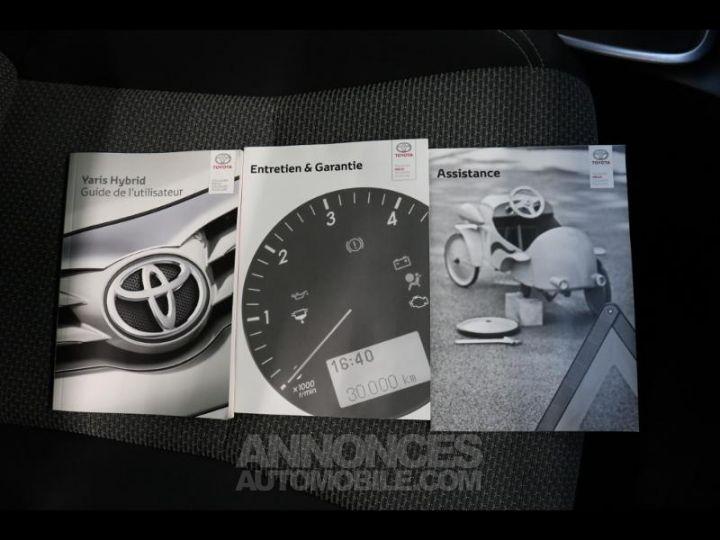 Toyota YARIS HSD 100h Dynamic 5p BLEU GLACIER Occasion - 19