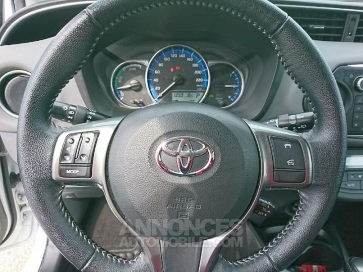 Toyota YARIS HSD 100h Dynamic 5p BLANC Occasion - 9