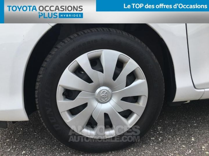 Toyota YARIS HSD 100h Dynamic 5p Blanc Occasion - 4