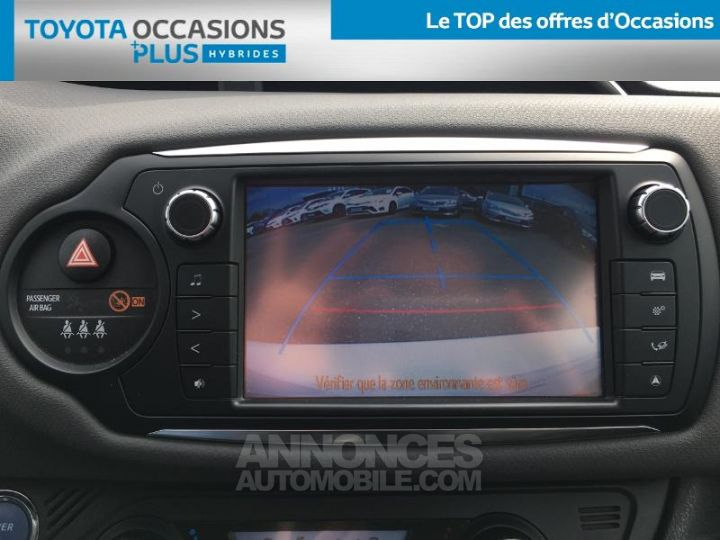 Toyota YARIS HSD 100h Dynamic 5p Blanc Occasion - 7