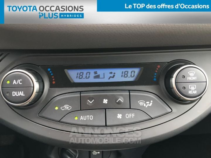 Toyota YARIS HSD 100h Dynamic 5p Blanc Occasion - 12