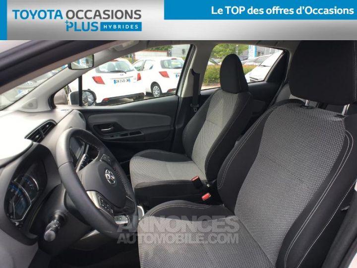 Toyota YARIS HSD 100h Dynamic 5p Blanc Occasion - 13